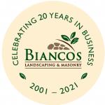 Bianco's Landscaping celebrates 20 years!